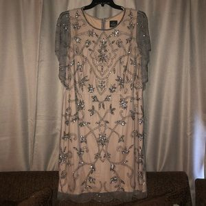 Adrianna Papelle plus size evening gown size 20